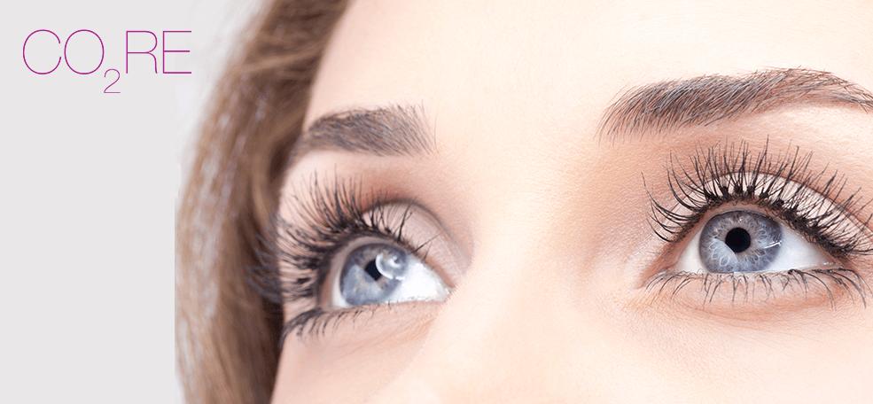 Excizarea xantelasmelor se poate realiza cu ajutorul laserului CO2 in cadrul clinicii Derma Expert by Elōs.