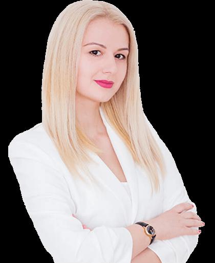 Lidia Zegrea este medic dermatolog in cadrul clinicii Derma Expert by Elōs specializat in tratarea cuperozei.